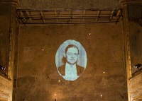 Homage to TS Eliot at Wilton's Music Hall
