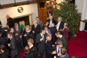 The London Library Christmas Party 2015